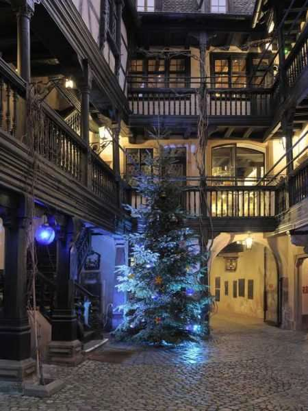 Christmas at the Alsatian Museum