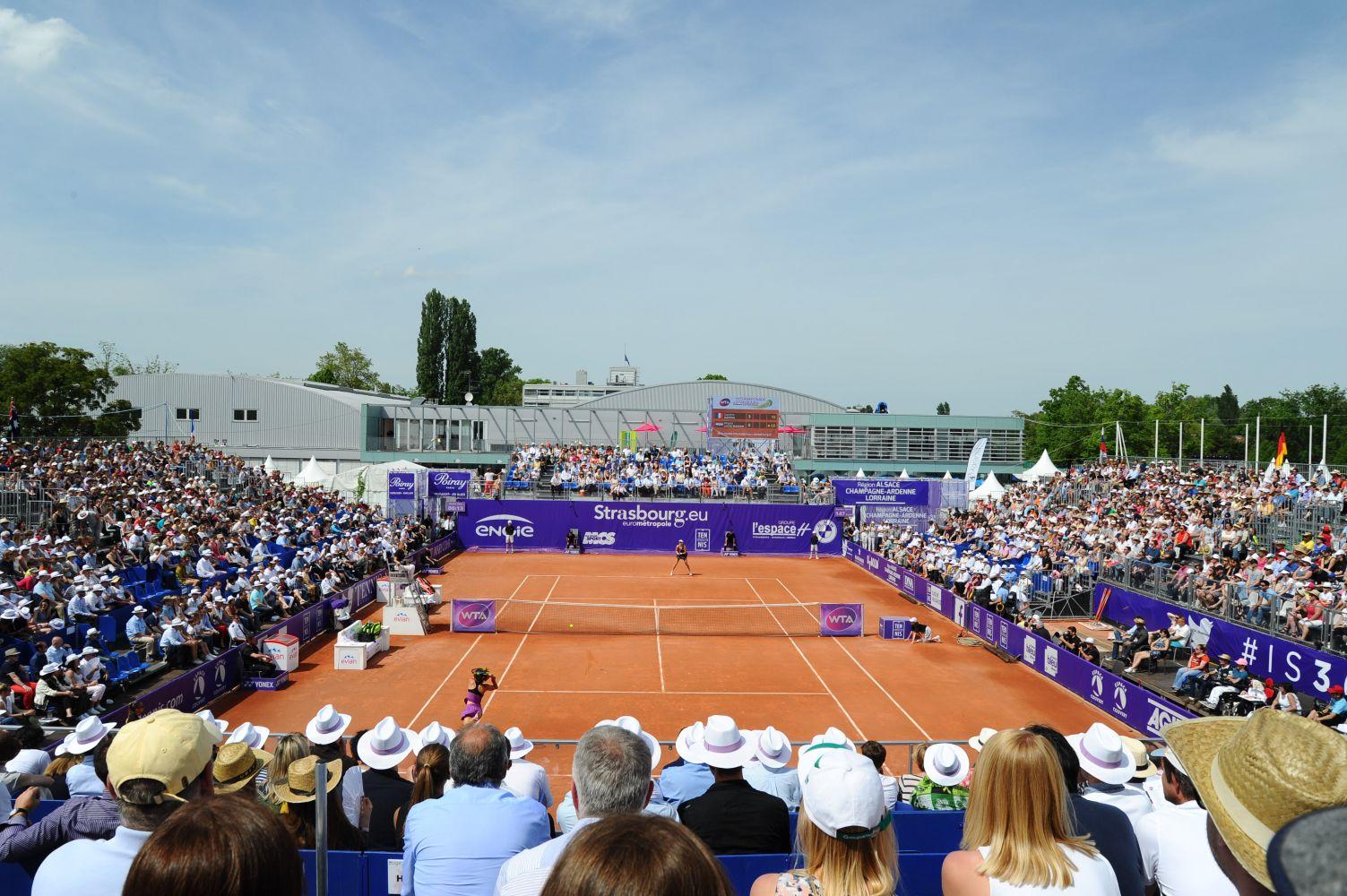 Court de Tennis du Wacken Strasbourg