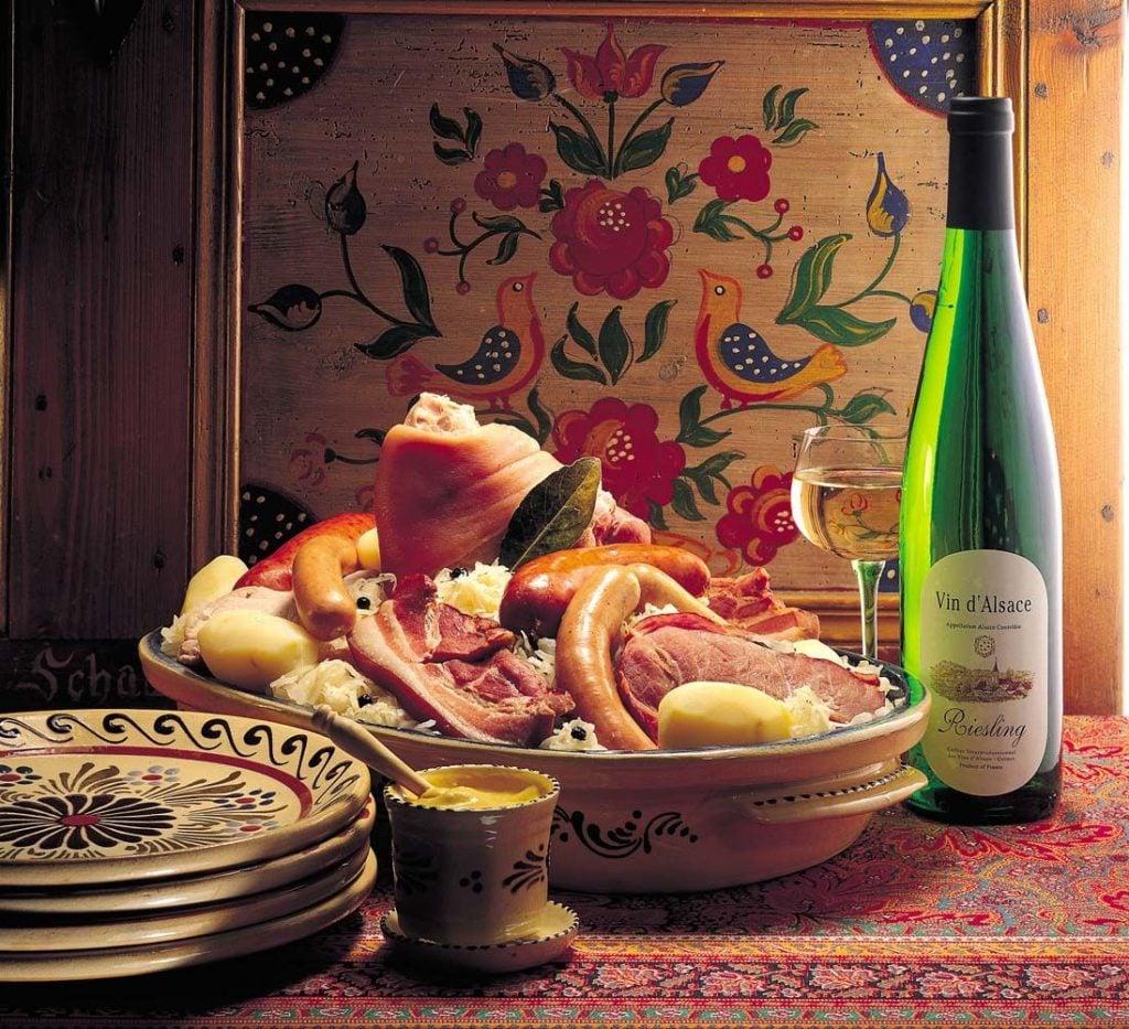 Gastronomie - Office de tourisme de Strasbourg et sa Région