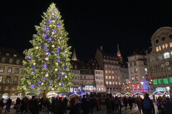 Los Lugares Mágicos Del Mercado De Navidad De Estrasburgo Office De Tourisme De Strasbourg Et Sa Région