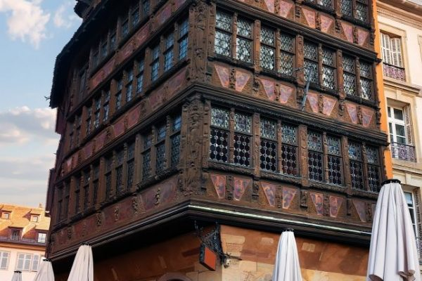 House of Kammerzell in Strasbourg
