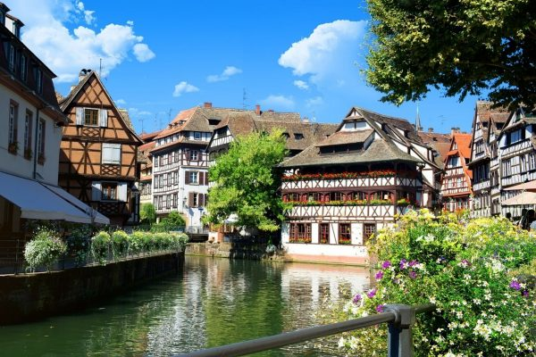 Summer in Strasbourg